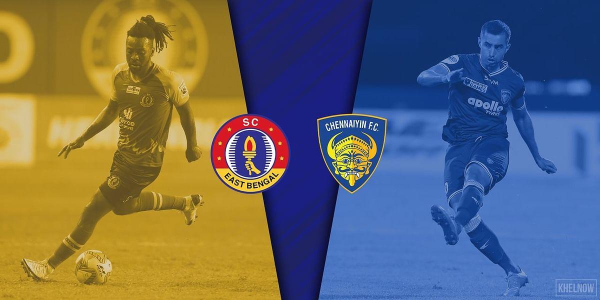 ISL 2020-21 : ईस्ट बंगाल ने चेन्नइयन को गोलरहित ड्रॉ पर रोका