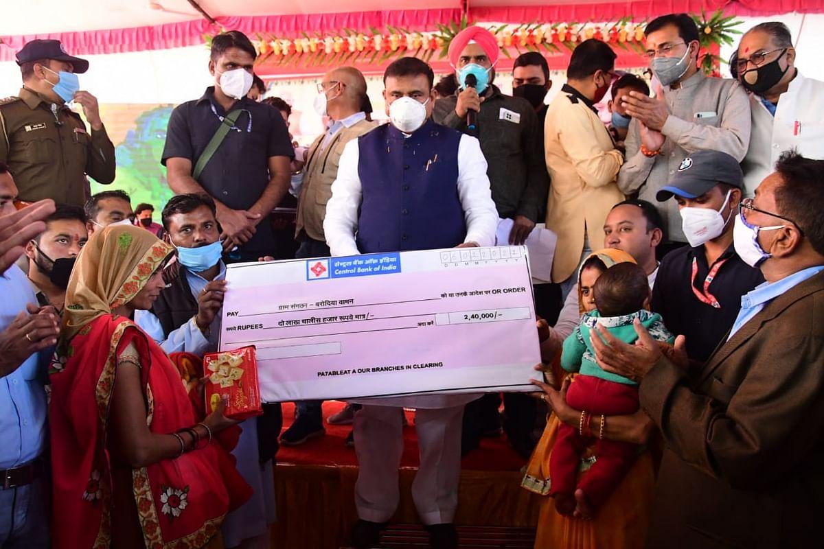 पीएम आवास योजना में मध्यप्रदेश देश में दूसरे स्थान पर- मंत्री भूपेंद्र सिंह
