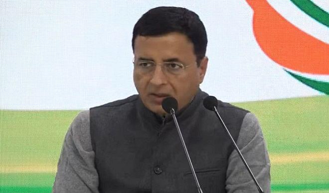 CWC बैठक के बाद पार्टी के प्रवक्ता रणदीप सुरजेवाला की अहम प्रेस वार्ता