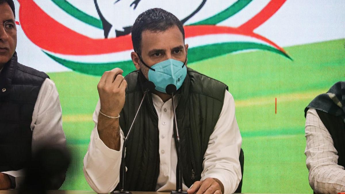 किसानों के खेत को रेत नहीं होने देंगे, कृषि विरोधी कानून वापस लो: राहुल गांंधी