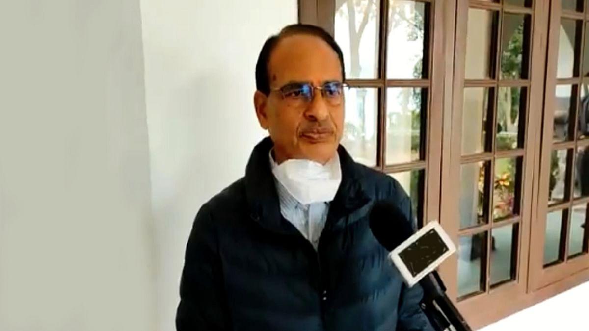 MP के सीएम शिवराज दिल्ली पहुंचकर केंद्रीय मंत्रियों से करेंगे मुलाकात
