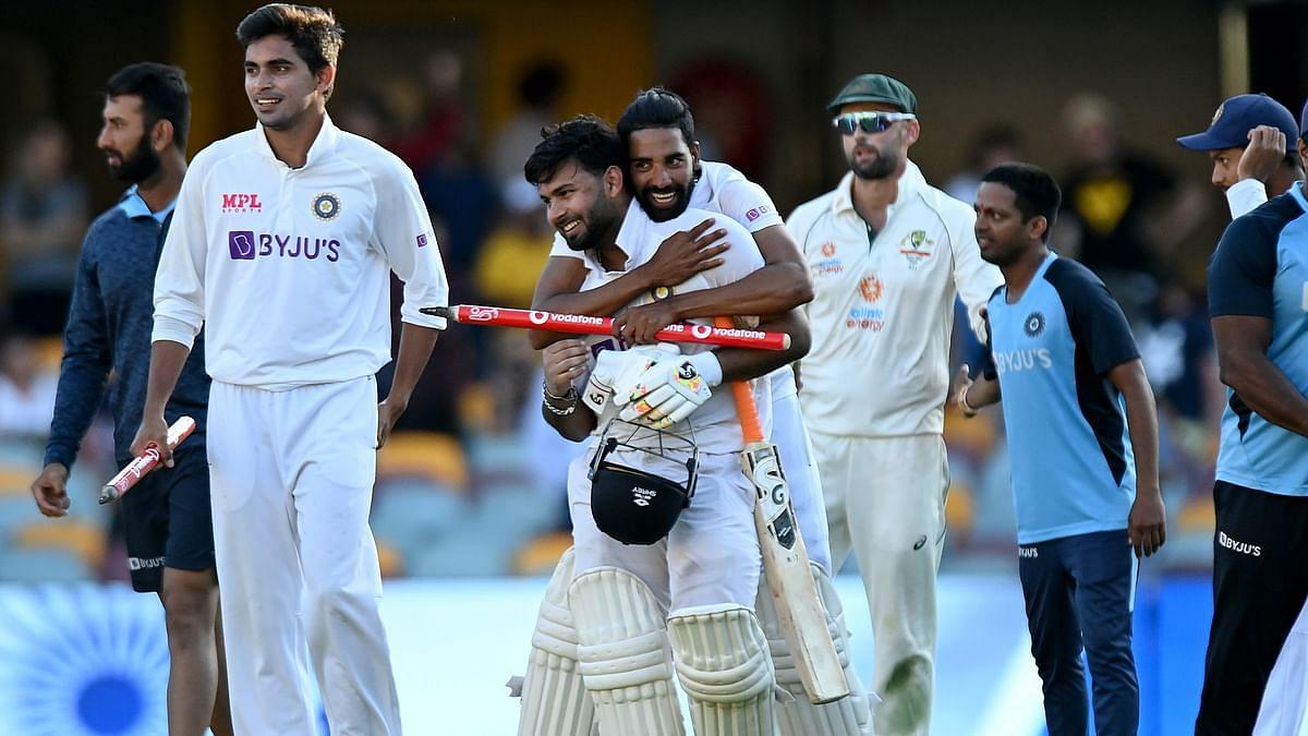 भारत ने ब्रिस्बेन में रचा इतिहास, 2-1 से जीती सीरीज