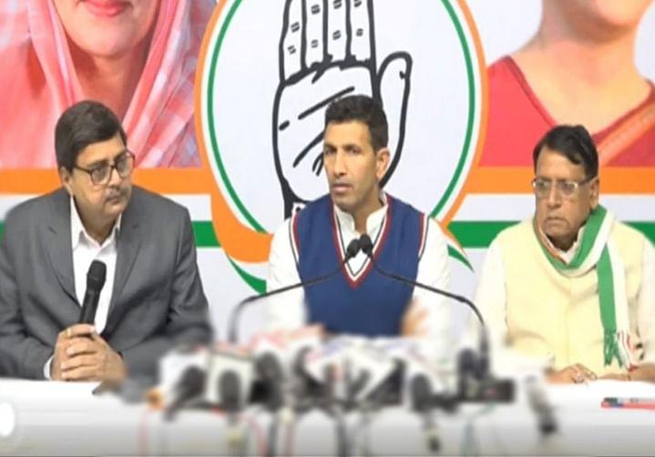 BJP में अंतर्कलह के चलते भूचाल आ सकता है और शिवराज सरकार गिर जाएगी-पटवारी