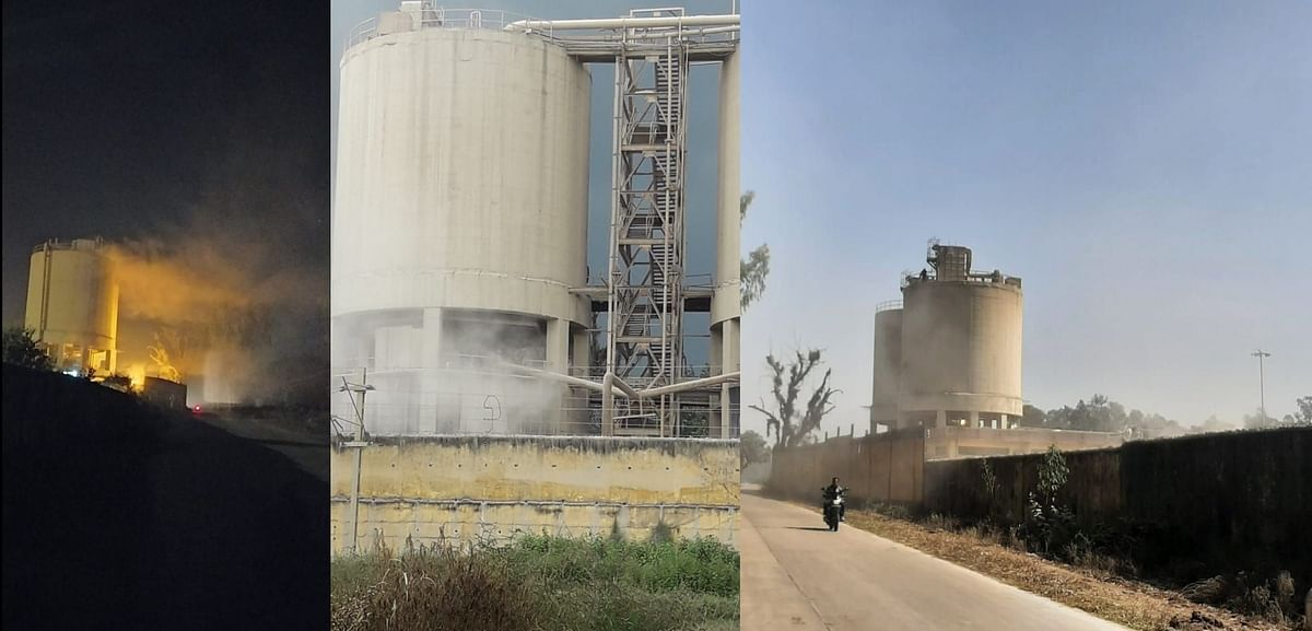 अनूपपुर : प्रदूषण के आगोश में विद्युत नगरी