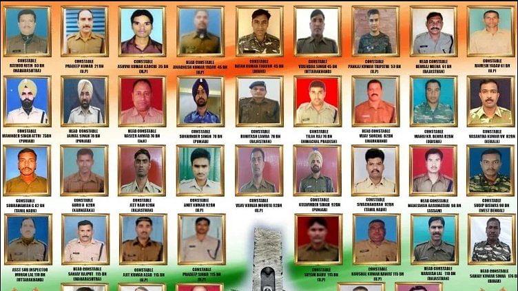 पुलवामा हमले की दूसरी बरसी पर तमाम नेताओं ने शहीदों को याद कर किया नमन