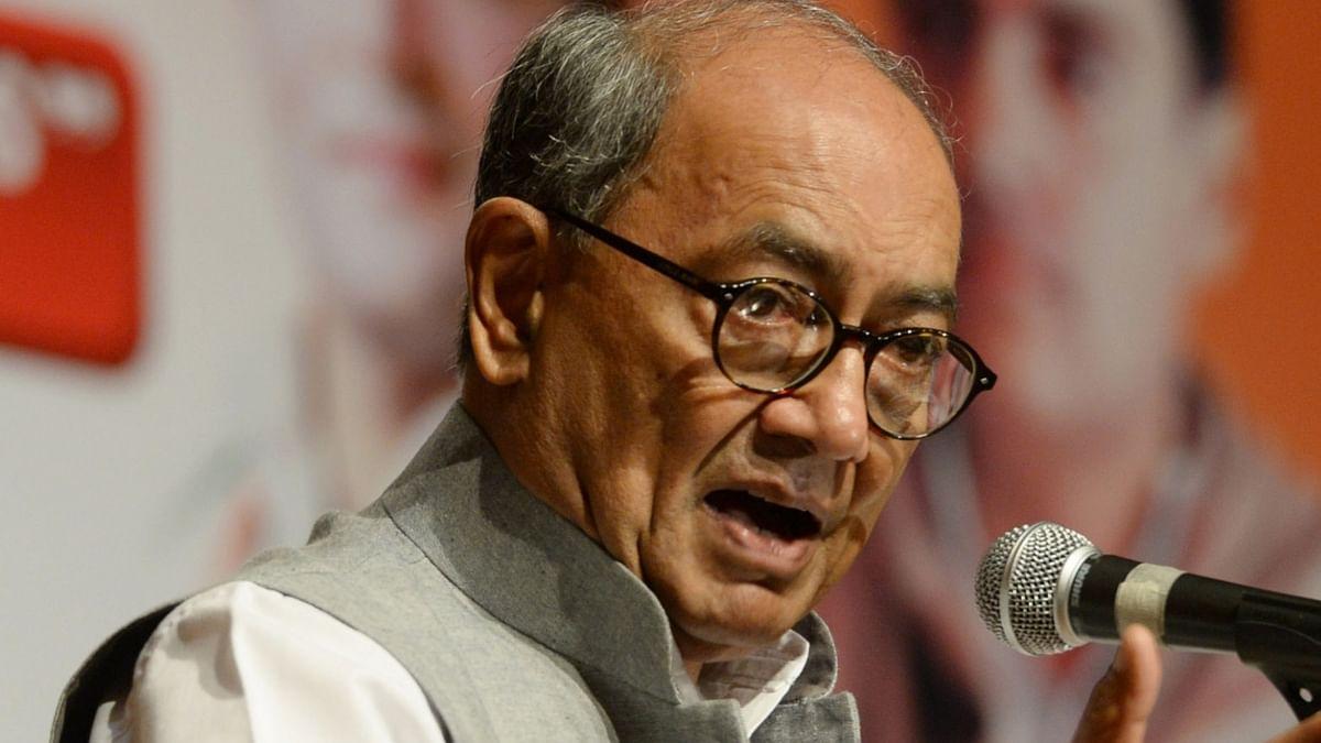 दिग्विजय सिंह ने प्रधानमंत्री पर बोला जमकर हमला, कहा- 'मोदी सत्यानाशी हैं'