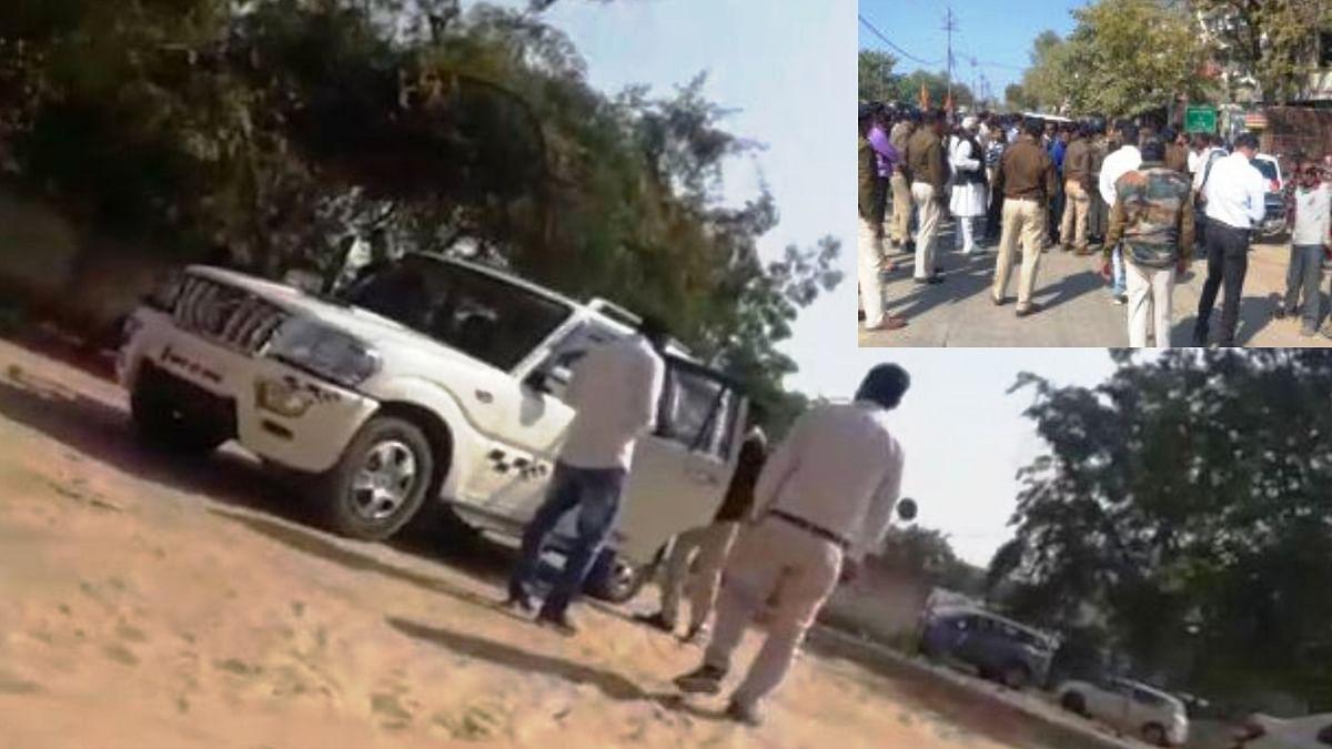 ग्वालियर : नोएडा पुलिस ने गोला का मंदिर से दो संदिग्धों को उठाया