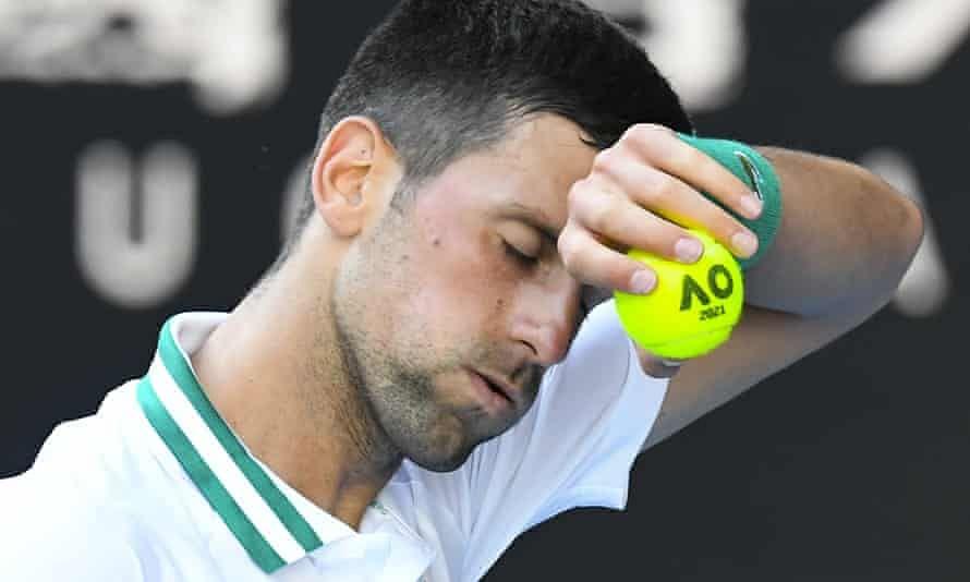 टेनिस ऑस्ट्रेलियन ओपन: चोटिल जोकोचिव ने नहीं किया अभ्यास,रिपोर्ट का इंतजार