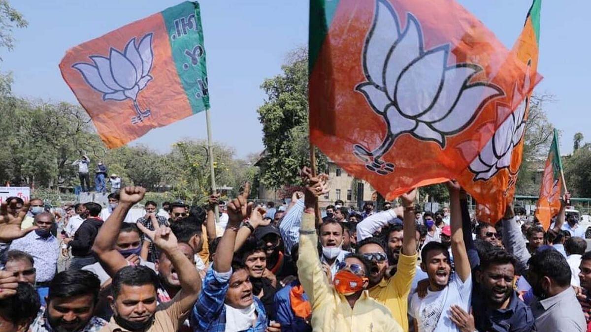 गुजरात के तीन और महानगरों में भाजपा ने नए मेयरों के नाम घोषित किए