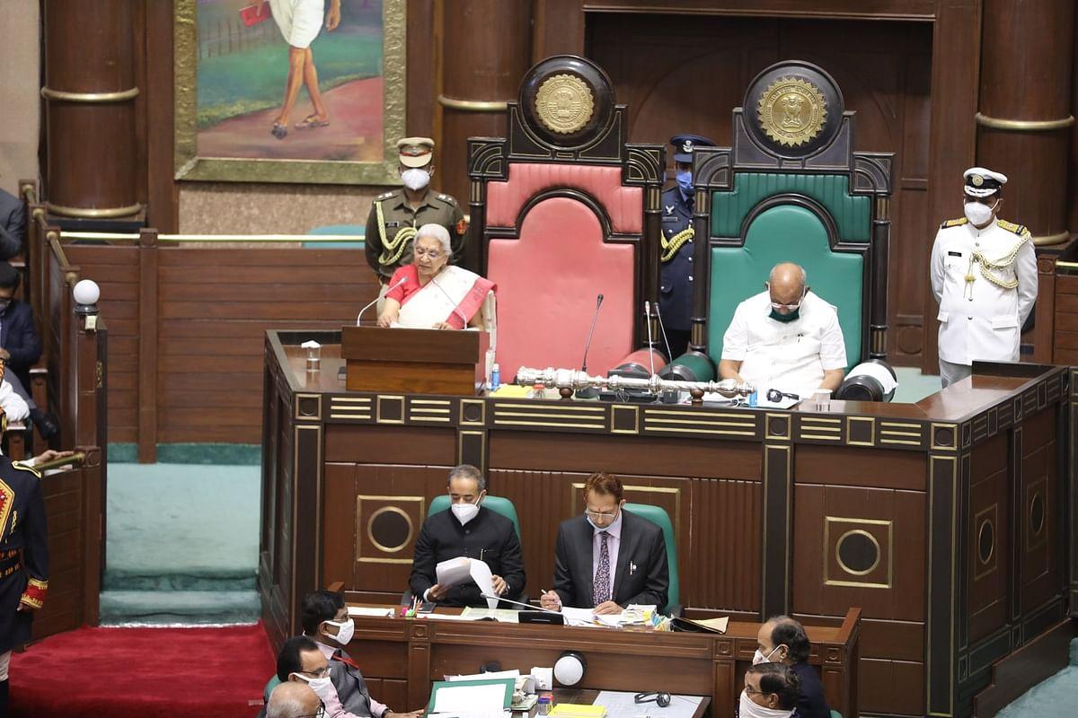 आत्मनिर्भर मध्यप्रदेश के रोडमैप पर लक्ष्य के अनुरूप किया जा रहे हैं कार्य