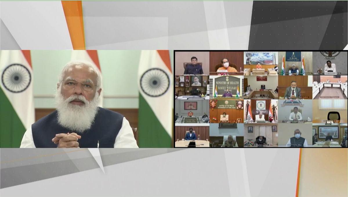 आत्मनिर्भर भारत अभियान का उत्पादन विश्व श्रेष्ठता की कसौटी पर उतरेगा खरा: PM