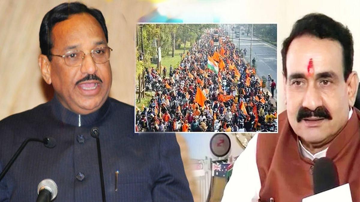 राम मंदिर के चंदे पर कांग्रेस MLA कांतिलाल दिया विवादित बयान, भाजपा भड़की