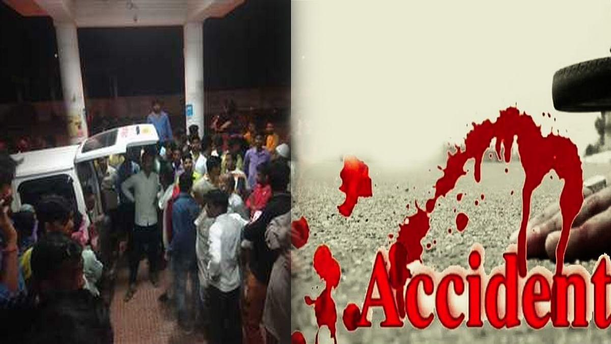 हादसों की बढ़ती रफ्तार: ट्रैक्टर की चपेट में आने से छात्रा की मौत, 3 घायल