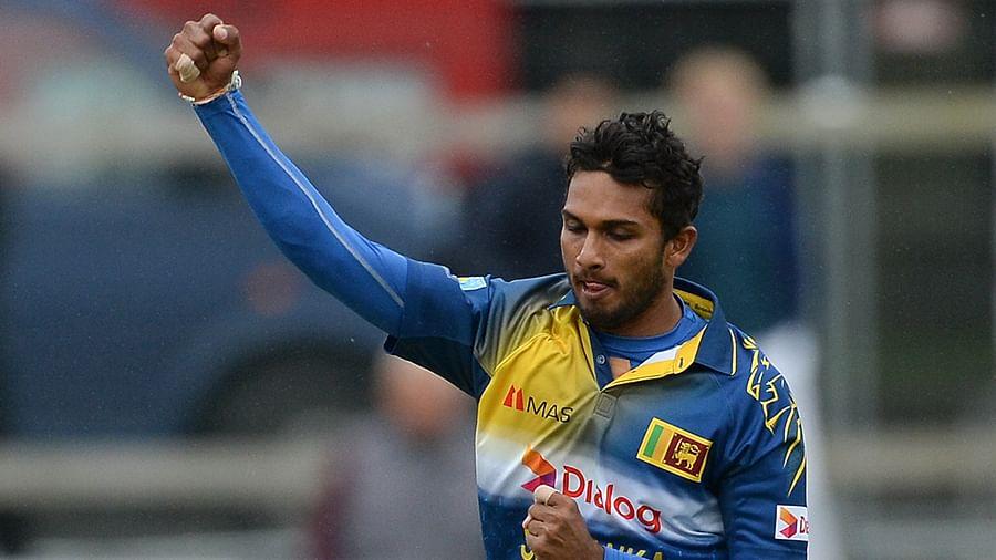 श्रीलंका टी-20 टीम के कप्तान बने दासुन शनाका
