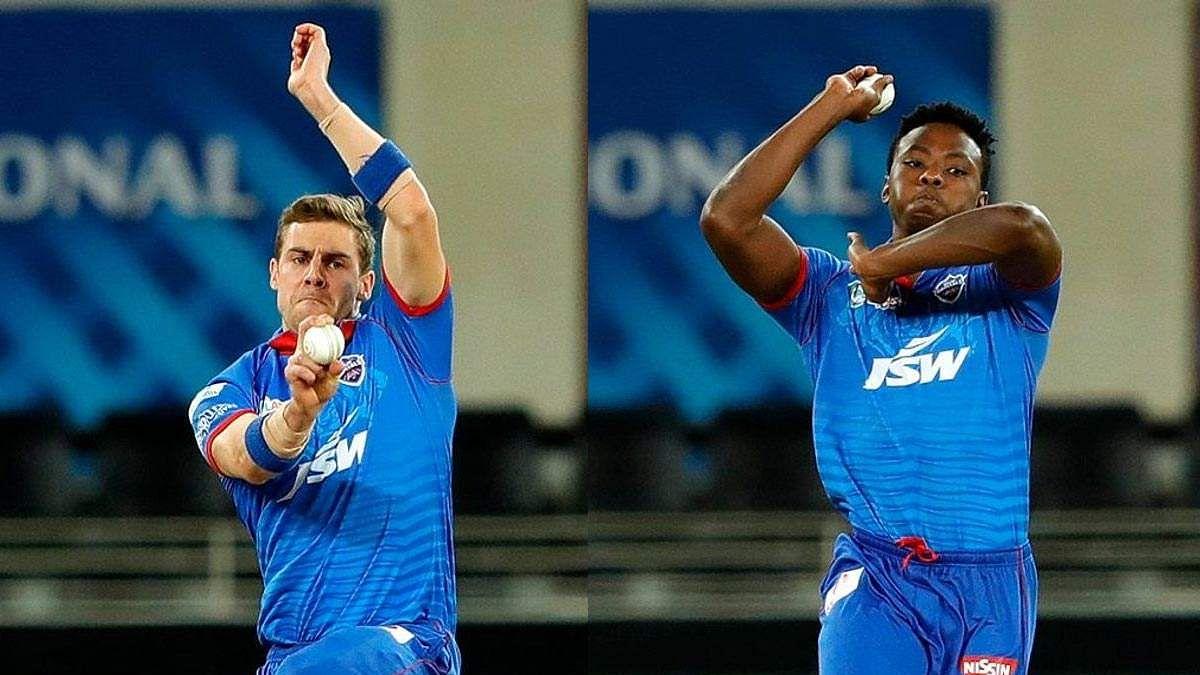 IPL में रबादा और नोत्र्जे की उपलब्धता पर दिल्ली कैपिटल्स ने मांगी स्पष्टता