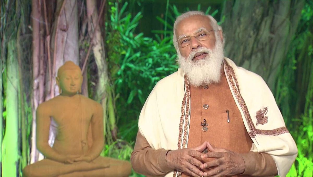 श्रीराम चंद्र मिशन के 75 वर्ष पूर्ण, योग-ध्यान के बारे में PM ने बताई ये बात