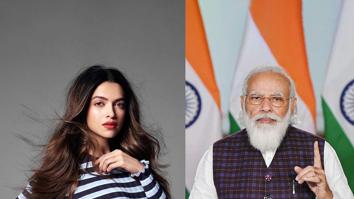 PM नरेंद्र मोदी की मन की बात पर दीपिका पादुकोण ने दिया रिएक्शन, कही यह बात