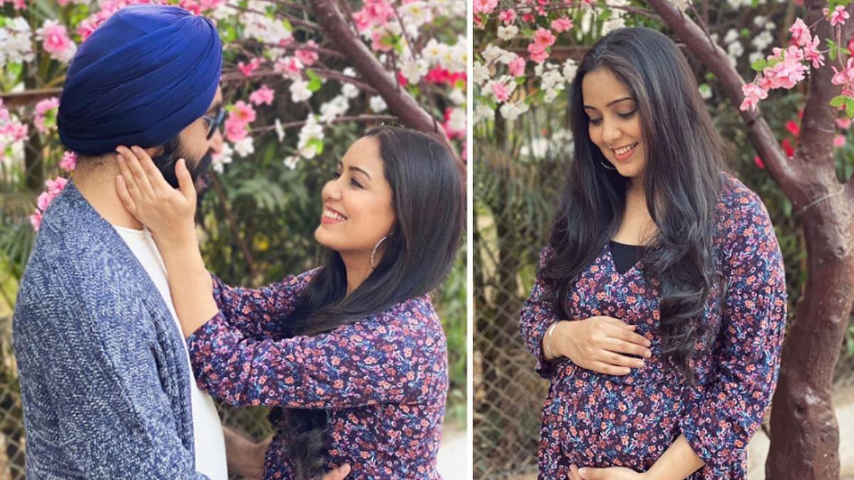 मां बनने वाली हैं सिंगर हर्षदीप कौर, शेयर की बेबी बम्प के साथ तस्वीर
