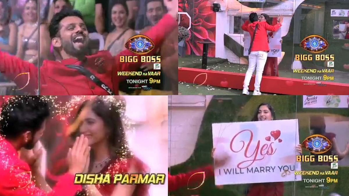 Disha Parmar enters in Bigg Boss 14