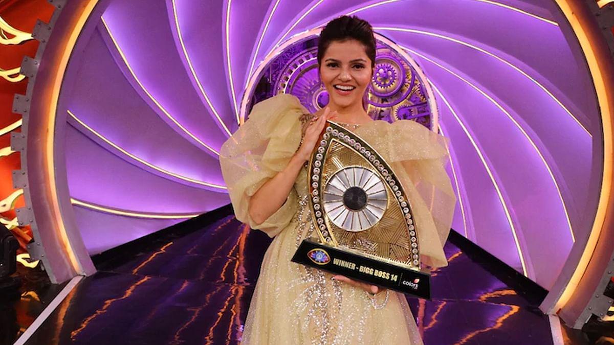 रुबीना दिलैक ने जीता 'बिग बॉस 14' का खिताब, इनाम में मिले 36 लाख
