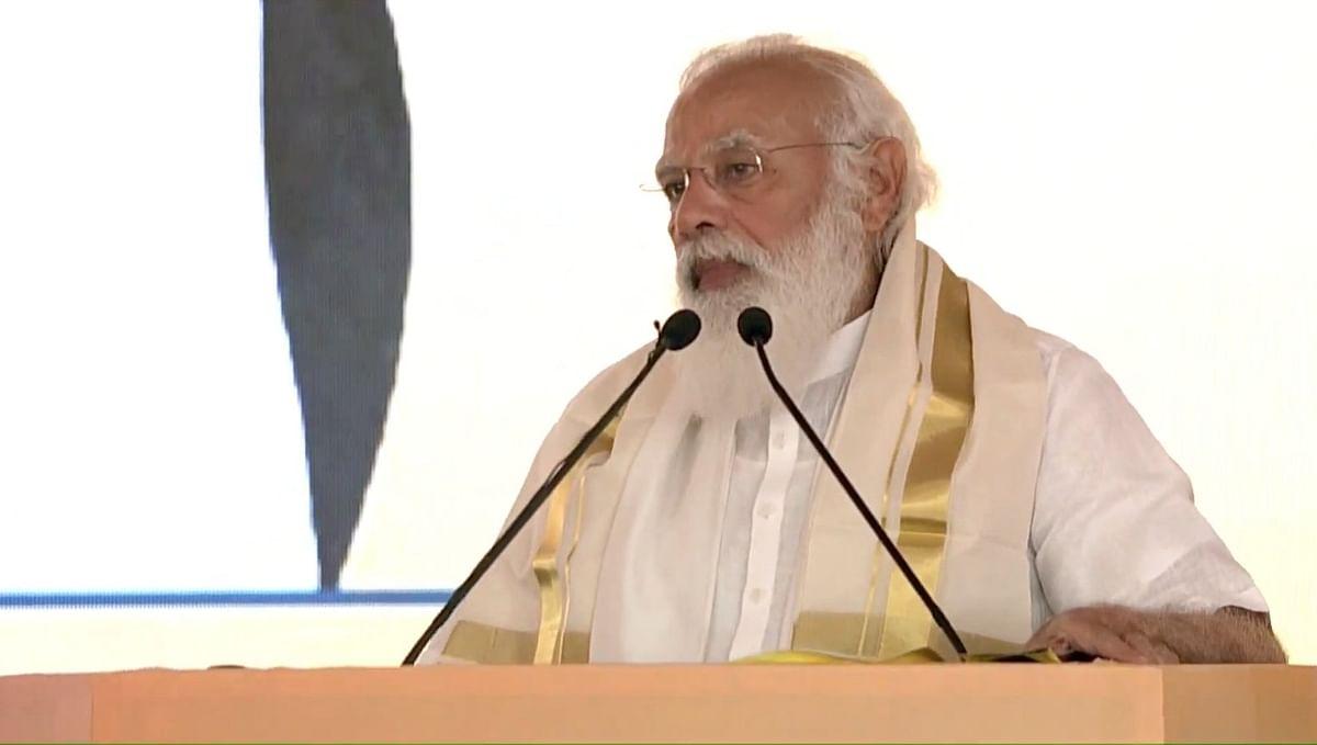 कोच्चि को विभिन्न विकास परियोजनाओं की सौगात देते हुए PM ने किया ये आग्रह