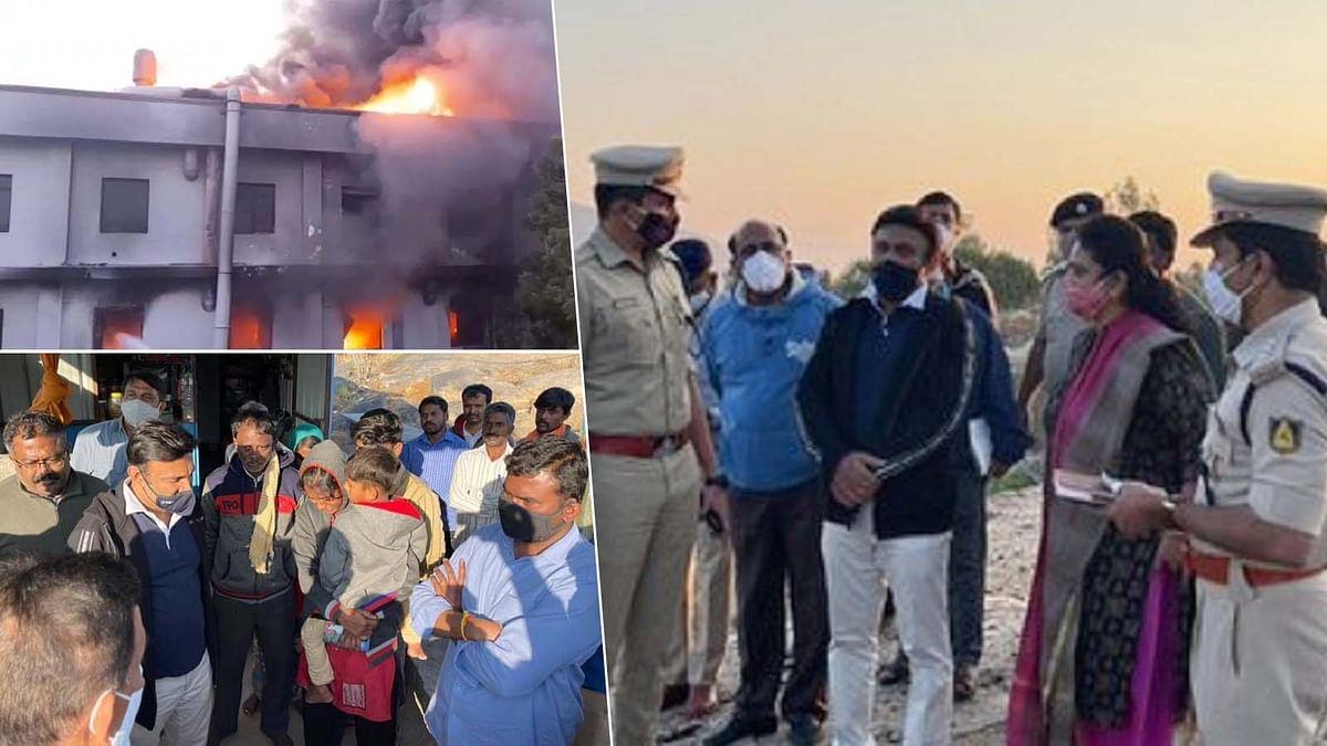 कर्नाटक के चिकबल्लापुर में जिलेटिन धमाके से बड़ी दुर्घटना- PM ने जताया दुख