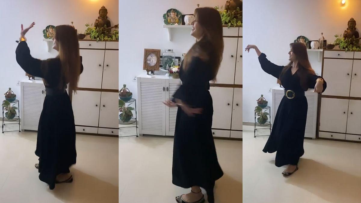 'बिग बॉस 14' की विनर रुबिना दिलैक ने किया पति अभिनव संग डांस, देखें Video
