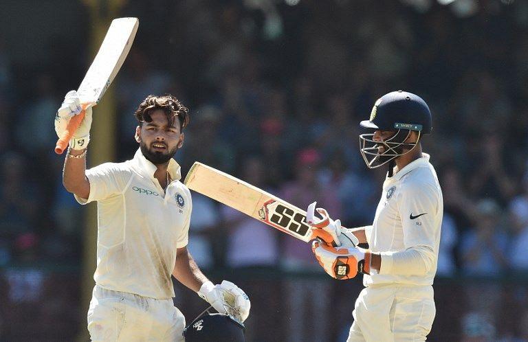 पहले टेस्ट में भारत का फॉलोआन बचाने के लिए संघर्ष