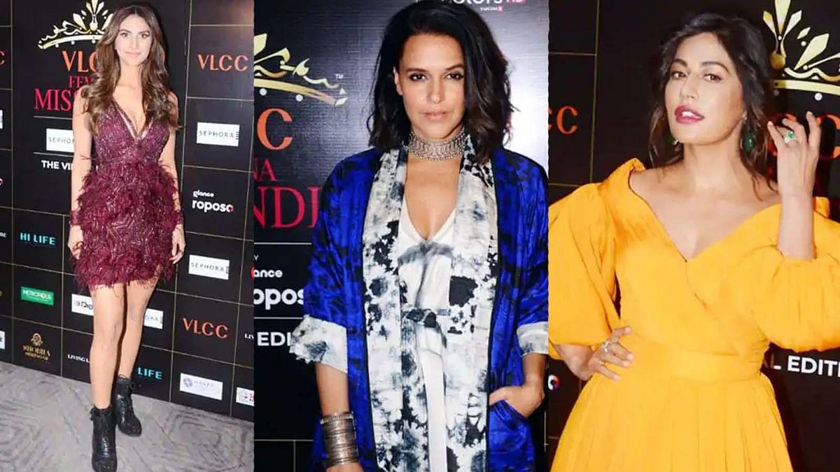 फेमिना मिस इंडिया 2020 में इस लुक नजर आईं अभिनेत्रियां