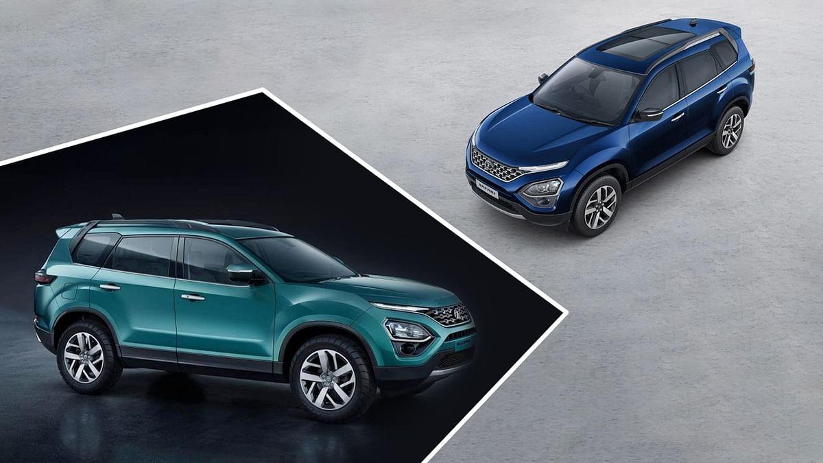 Tata Motors ने लांच की नई दमदार 'Safari 2021 SUV'