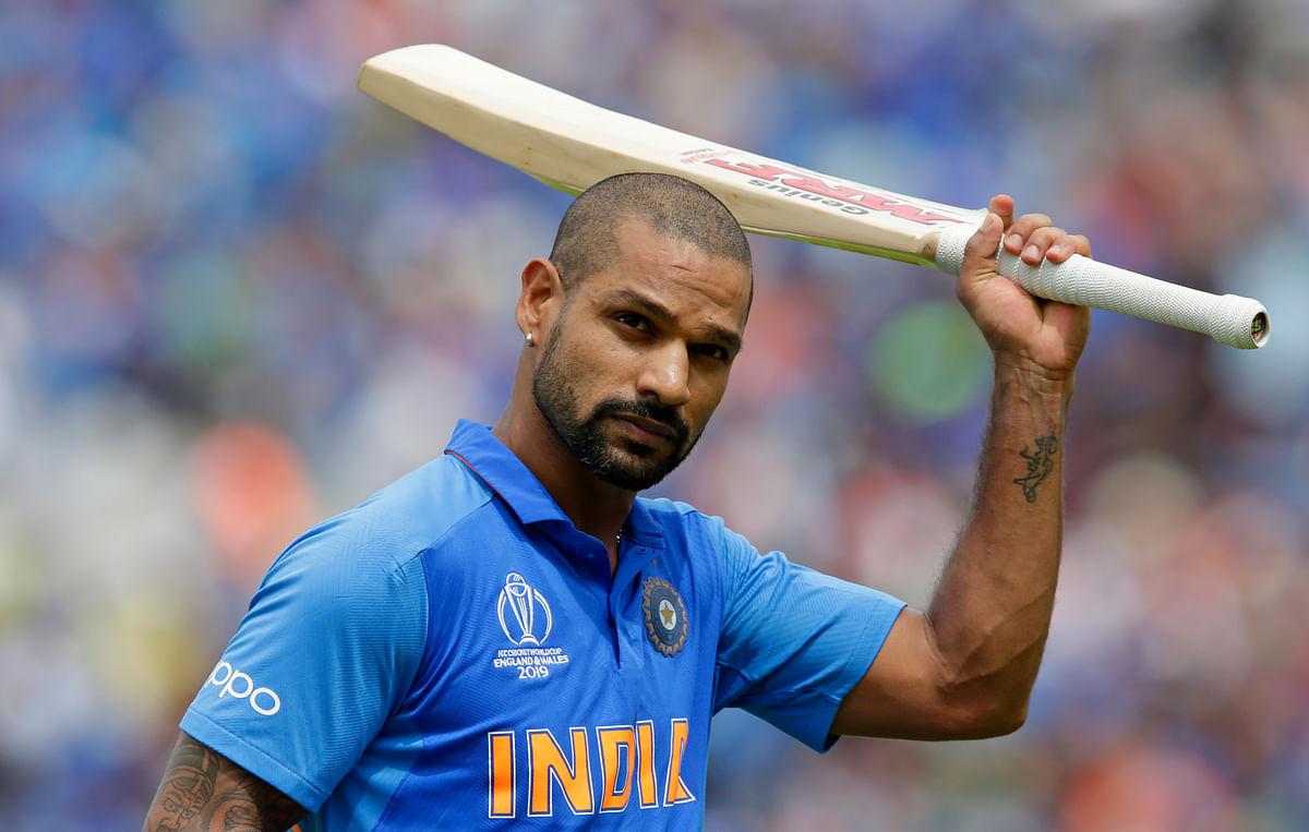 क्रिकेट: शिखर के विस्फोटक शतक से जीती दिल्ली, उम्मीदें कायम
