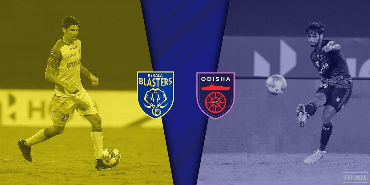 इंडियन सुपर लीग: केरला के प्लेऑफ उम्मीदों को खत्म करने उतरेगा ओडिशा