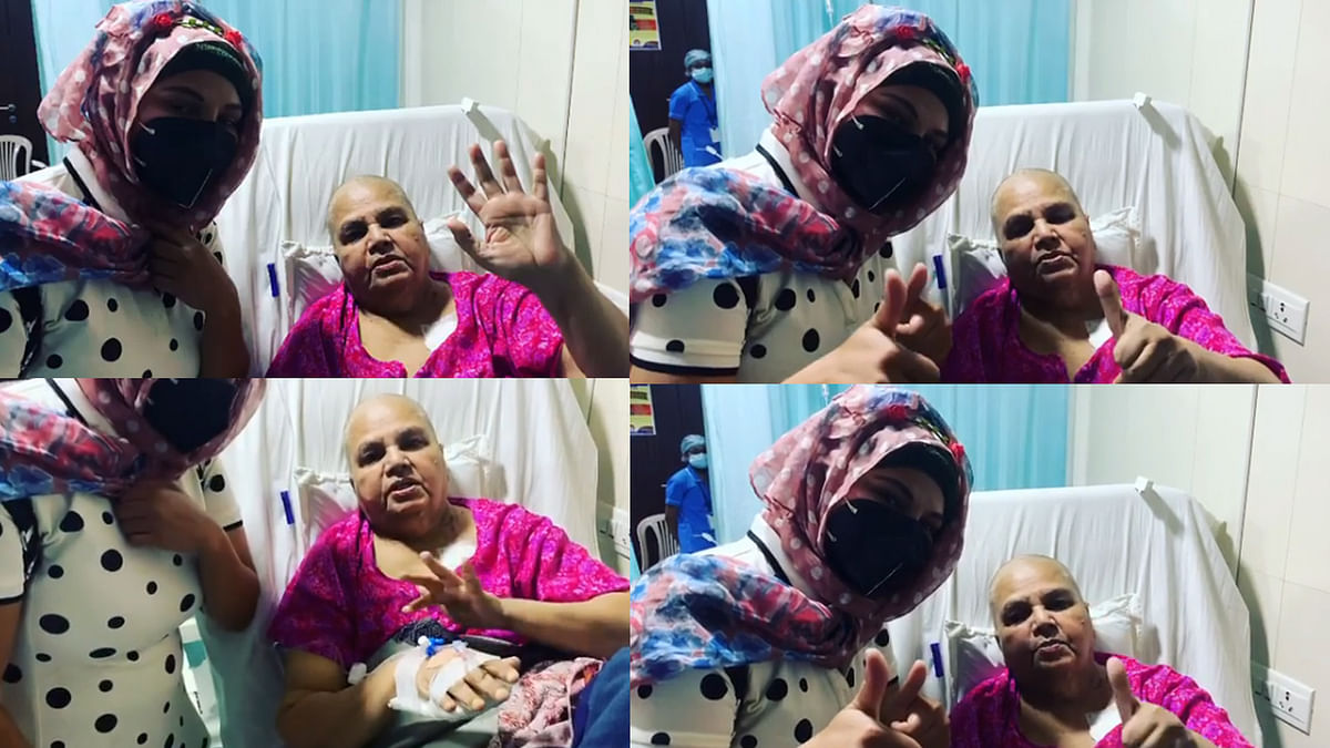 राखी सावंत की मां का इमोशनल Video आया सामने, बोलीं- सलमान जी, थैंक यू बेटा