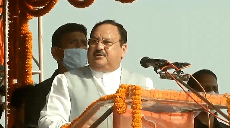 बंगाल में BJP की परिवर्तन यात्रा- नड्डा का दावा PM का नेतृत्व बदलेगा बंगाल
