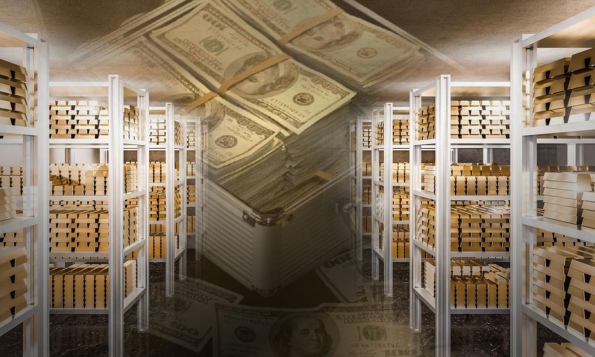 RBI के ताजा आंकड़े : विदेशी मुद्रा भंडार और स्वर्ण भंडार में दर्ज की गई बढ़त