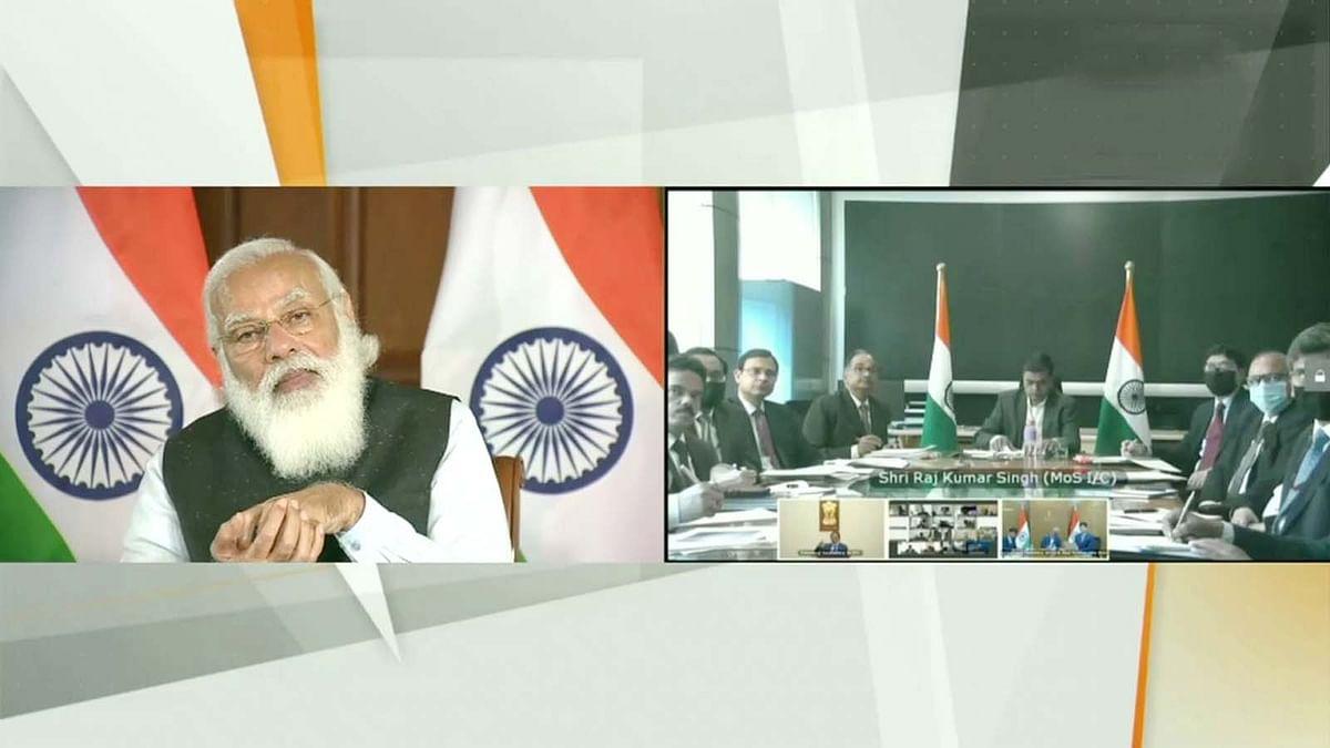 ऊर्जा क्षेत्र के लिए हमारी सरकार का दृष्टिकोण समग्र रहा: प्रधानमंत्री मोदी