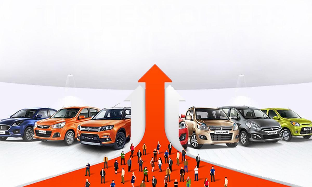 Maruti Suzuki के जनवरी 2021 की बिक्री के आंकड़े