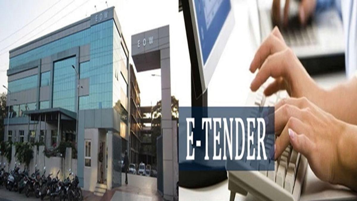 ई-टेंडर घोटाला : ईडी का आरोप, अर्नी इंफ़्रा के जरिए अफसरों को दी गई घूस