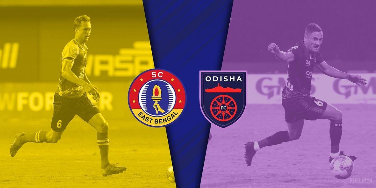 आईएसएल: ईस्ट बंगाल को 6-5 से हराकर ओडिशा ने जीत के साथ किया सीजन का समापन
