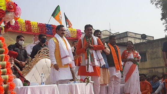 पं. बंगाल में मंत्री नरोत्तम मिश्रा ने सीएम ममता पर कसा तंज, कही ये बात