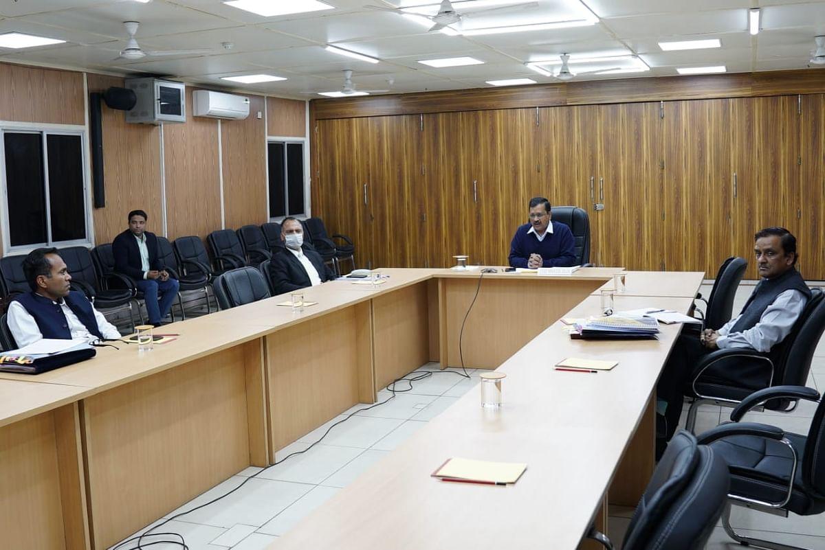 नीति आयोग गवर्निंग काउंसिल की बैठक में CM केजरीवाल ने इस बात पर दिया जोर