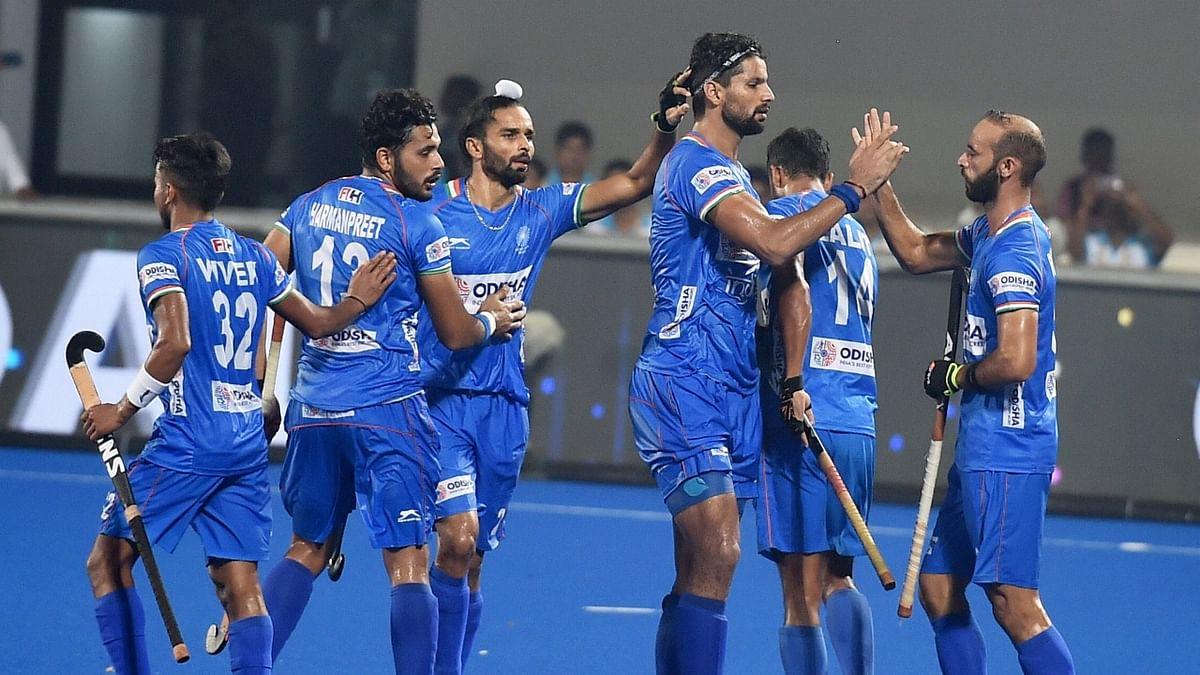 हॉकी : भारत ने शूट आउट में अर्जेंटीना को 3-2 से किया शूट