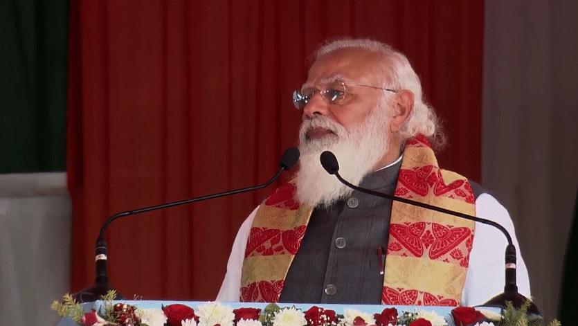 असम को विकास परियोजनाओं की सौगात, PM मोदी बोले- चुनाव के बाद बनेगी नई सरकार