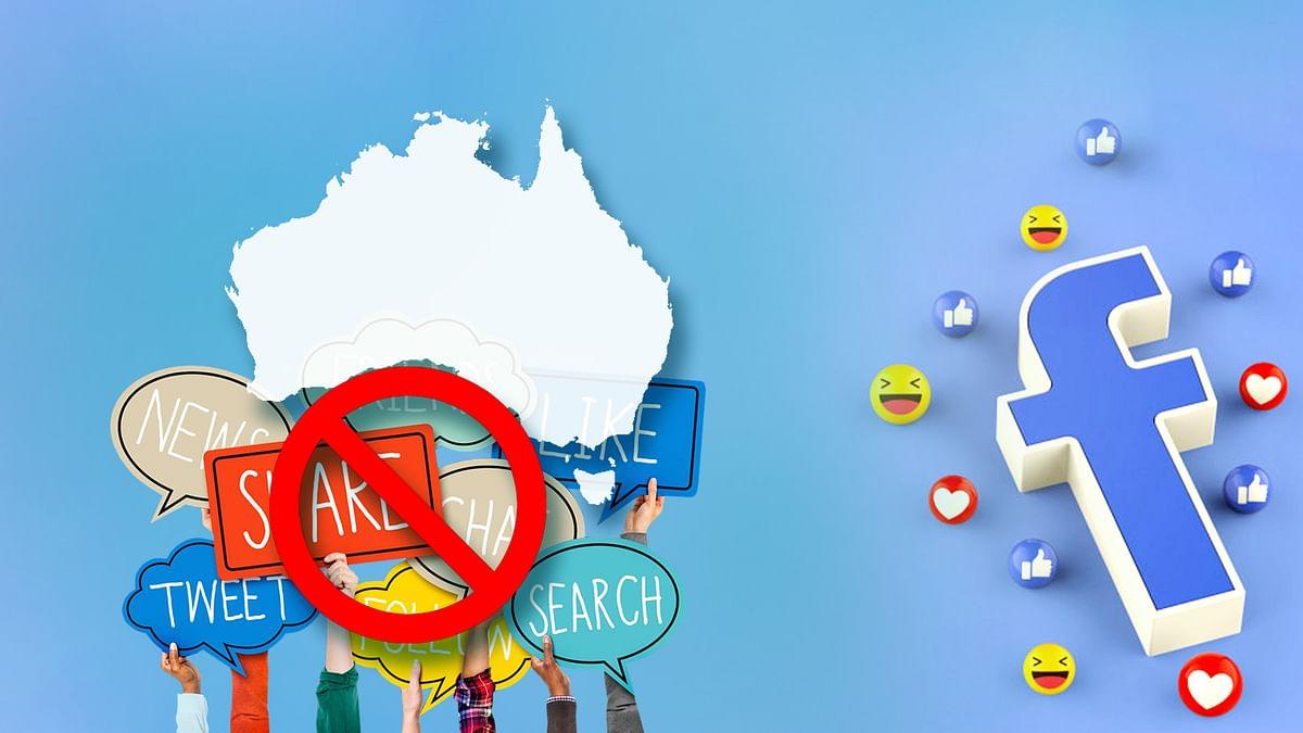 ऑस्ट्रेलिया : नए कानून के चलते Facebook ने समाचार सहित अपना पेज किया ब्लॉक