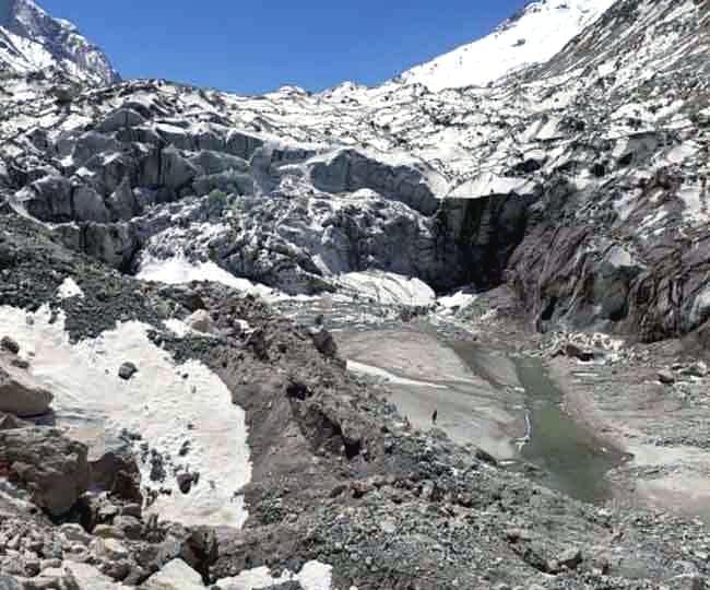 हिमालय क्षेत्र से जुड़ी तस्वीर। - फाईल