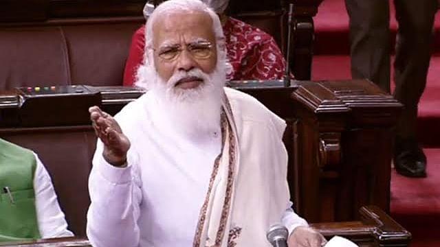 """पीएम नरेंद्र मोदी द्वारा """"आंदोलनजीवी"""" कहने पर सीएम शिवराज का बयान"""