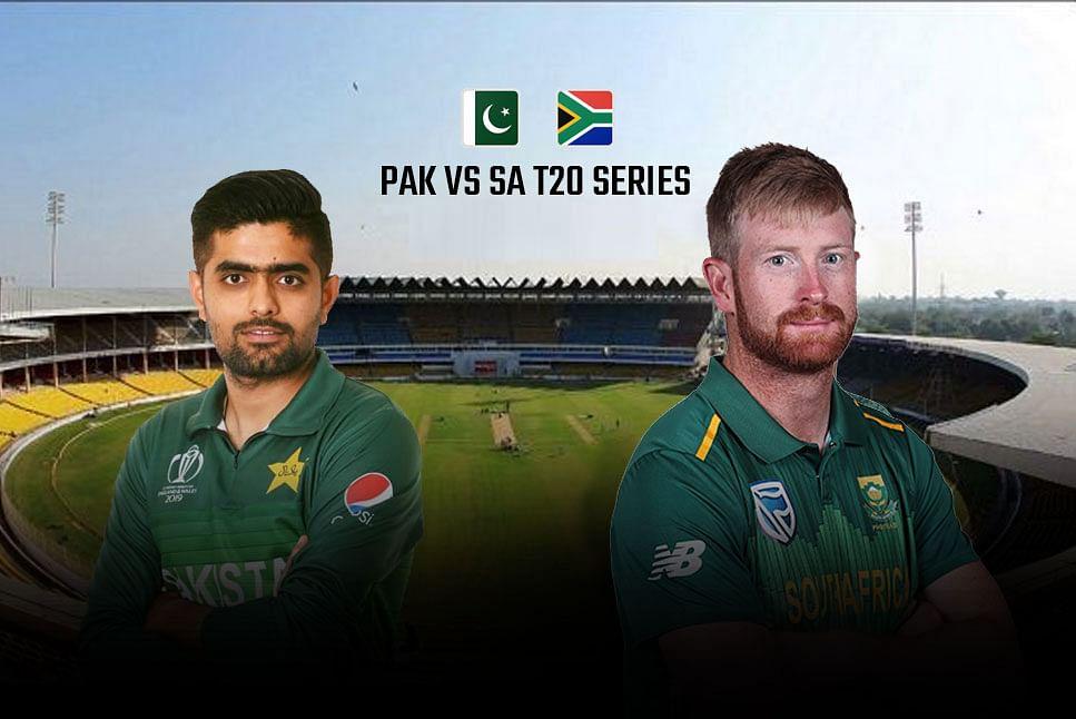 100 वीं टी-20 जीत के साथ पाकिस्तान ने जीती सीरीज