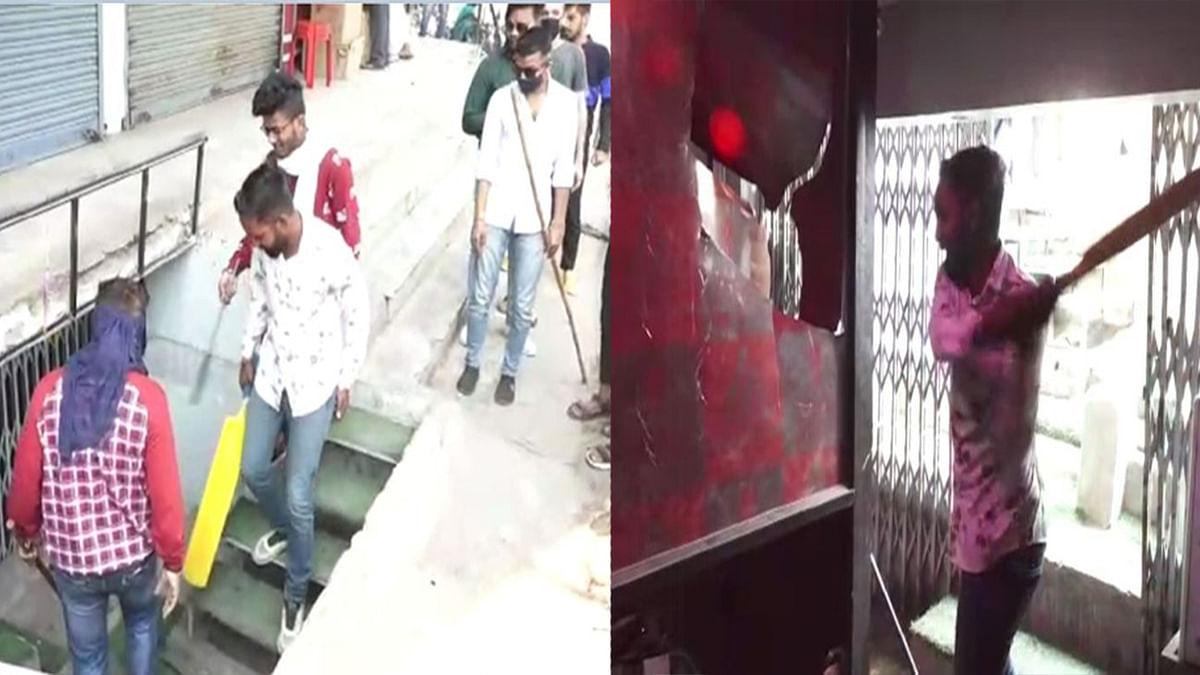 भोपाल: हुक्का बार में पूर्व भाजपा MLA के समर्थकों ने की तोड़फोड़, कई गिरफ्तार