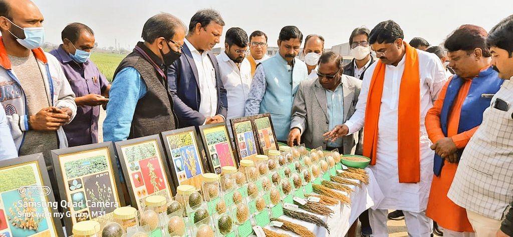 किसानों को उन्नत कृषि तकनीक अपनाने करें प्रोत्साहित : पटेल