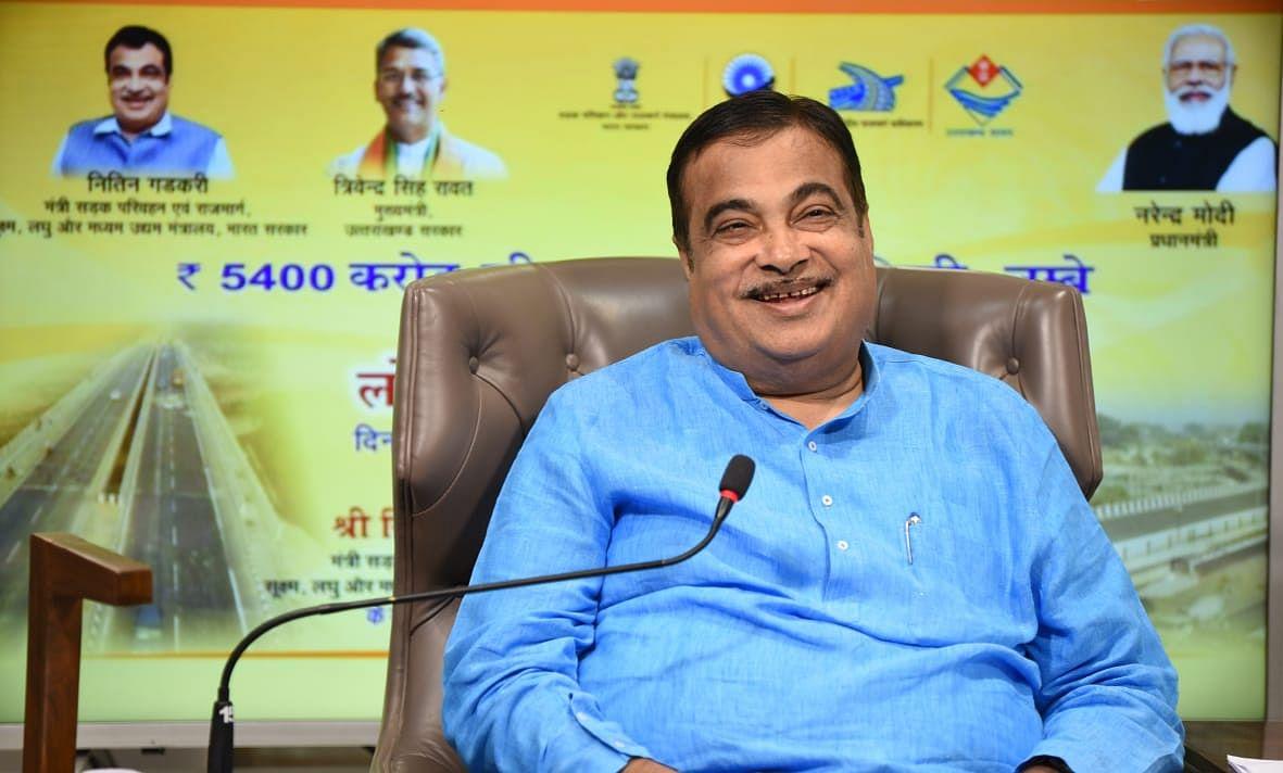 गडकरी कल इंदौर में करेंगे 11 हजार करोड़ की परियोजना का भूमि-पूजन, लोकार्पण